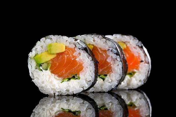 futomaki-sushi-bites