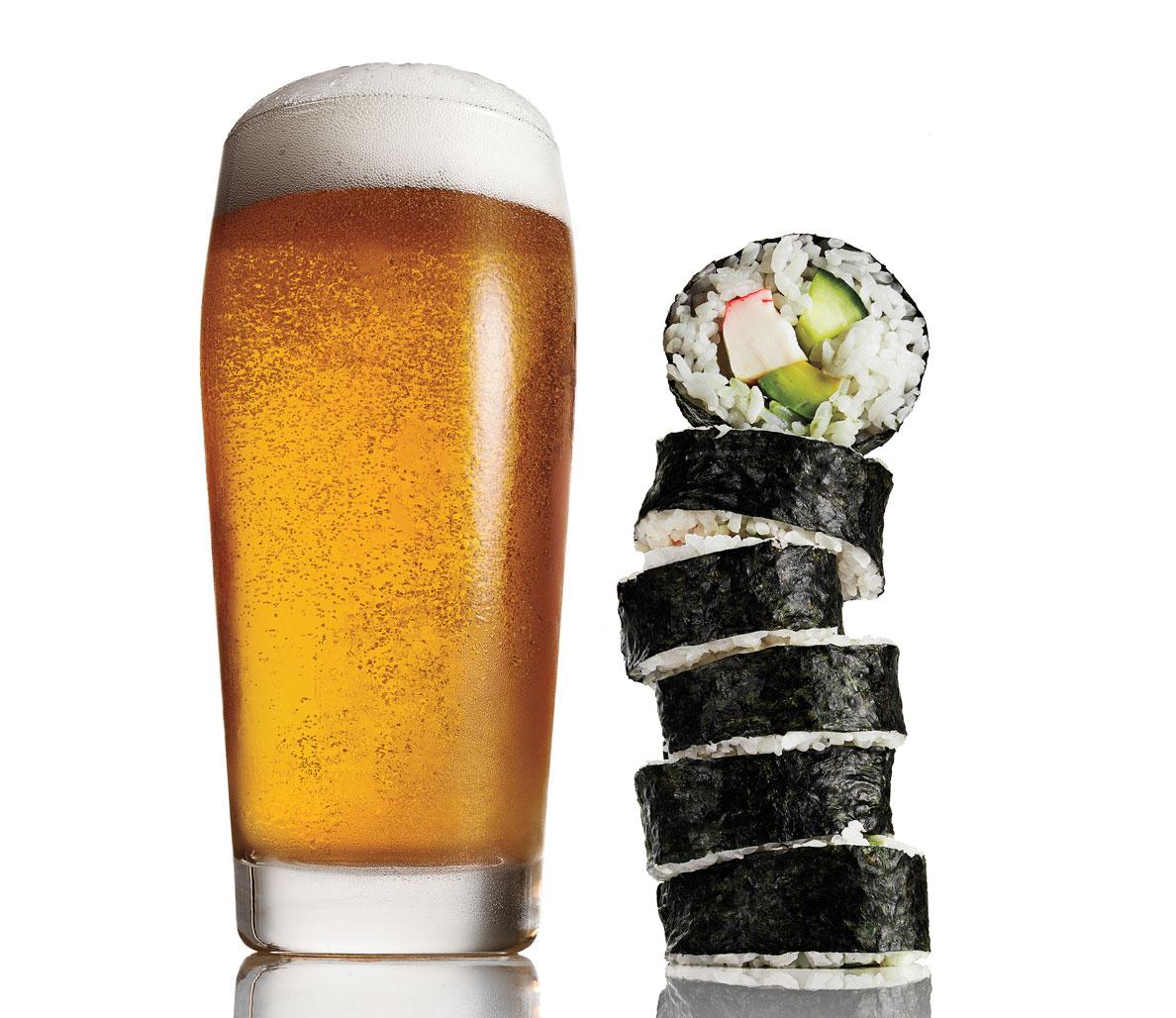 Sushi Bira