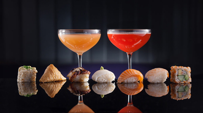 Напитки, които си подхождат със суши